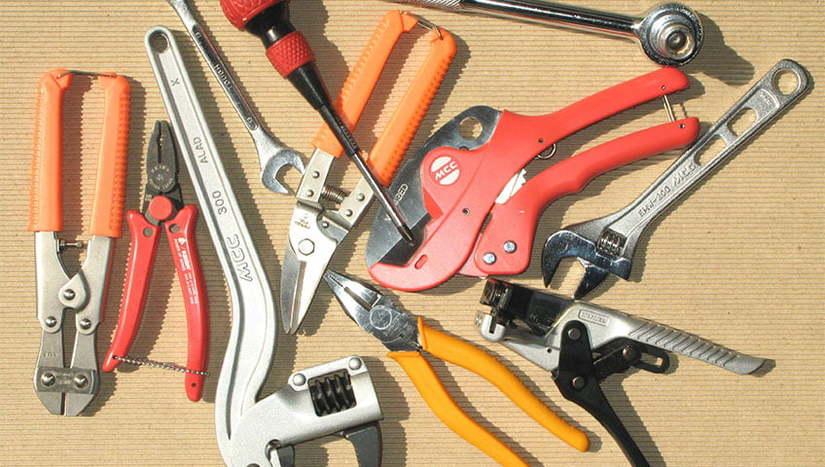 Какви инструменти е добре да има във всяка къща