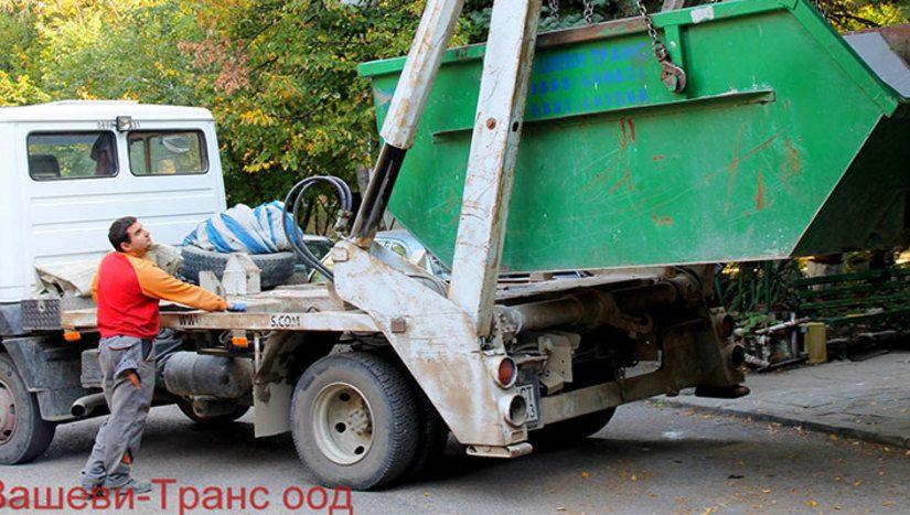 съвети за наемане на контейнери за отпадъци