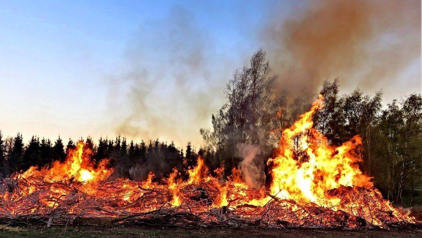 Отпадъци – Изгаряне на боклук